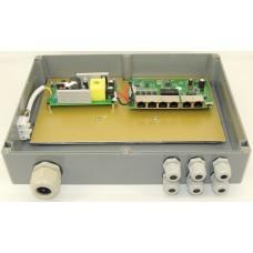 Неуправляемый коммутатор TG- P106 с функцией PoE